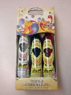 Tripack Tequila Corralejo (3x100ml)