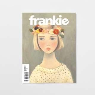 frankie magazine issue 55