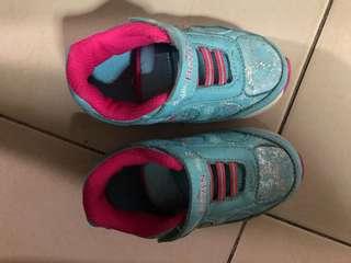 Frozen Rubber Shoes