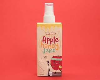 Apple Honey Juice