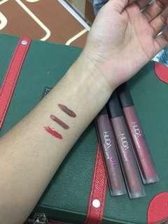 Lipstick huda 3 = 65.000