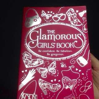 Glamorous Girls Book