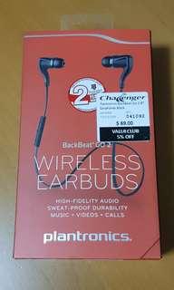 Wireless sports earphone