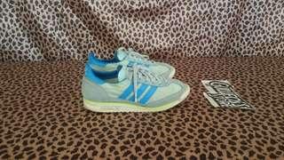 Adidas SL72 Light Blue Sneaker Second Sepatu Bekas Import