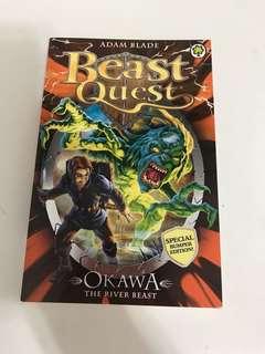 Beast Quest Okawa The River Beast