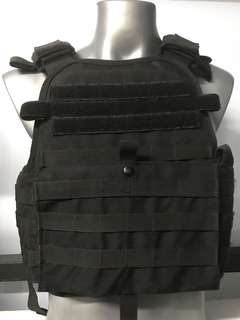 Condor Plate carrier black