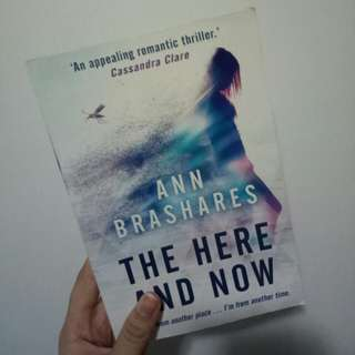 The Here and Now by Anne Brashares