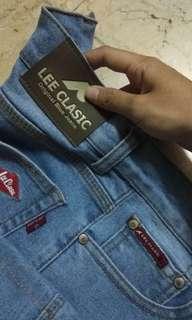 Lee Classic Jeans Blue