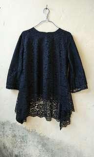 blouse Brokat