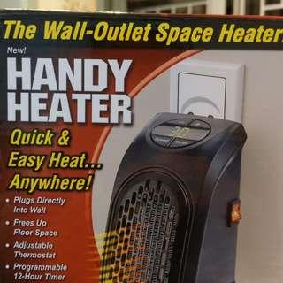 Handy Heater 隨插暖風機 400W 95% new