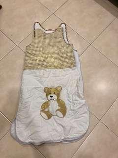 Preloved baby sleeping bag