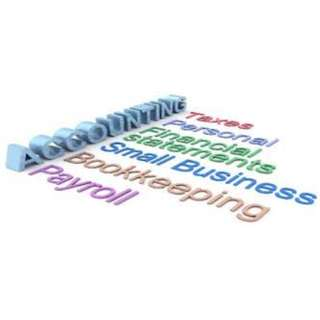 Accounting, tax, corporate secretarial and any other related services