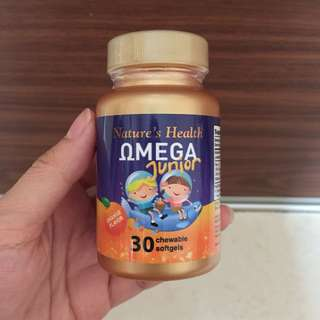 Nature's Health - Omega 3 Kids