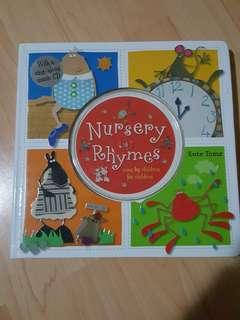 Nursery Rhymes by Kate Toms