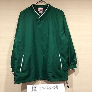 古著 復古 綠 罩衫
