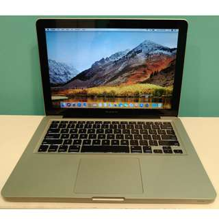 "【售】MacBook Pro 13"" 2011 i5 8Gb ram 500Gb HDD MBP 有盒有單冇保養"