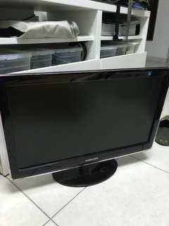 Samsung SyncMaster P2370HD HDTV