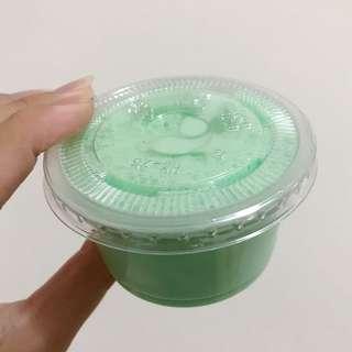 🚚 超好玩! 奶油史萊姆-綠色