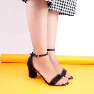 Black Heels Amazara Nadine Ori