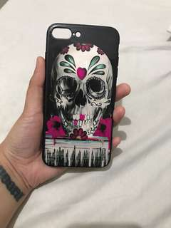 Iphone7/8 Plus Skull Case