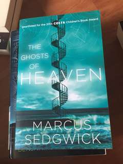 The ghosts of heaven by Marcus Sedgewick