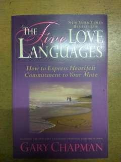 The Five Love Language by Gary Chapman