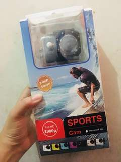 REPRICED!!! 1080p Sports Camera!!!!