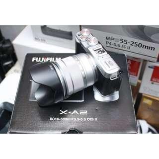 Kamera FUJIFILM X-A2
