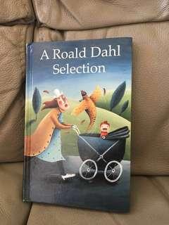 A Roald Dahl Selection Children Book  textbook
