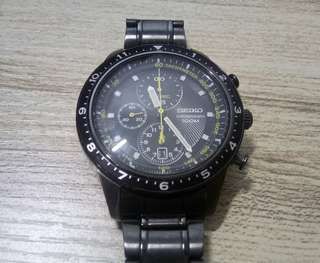 精工手錶 Sekio chronogram 100M watch