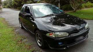 Satria 1996 1.5 injection manual