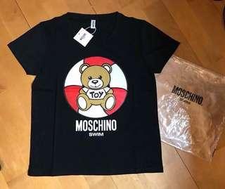 Moschino bear Tee 熊仔衫