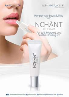 NWorld Nchānt LIP CREAM