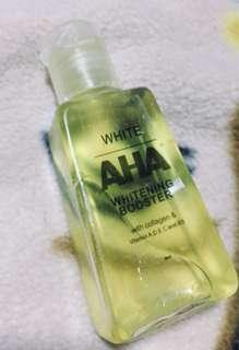 AHA Whitening Booster