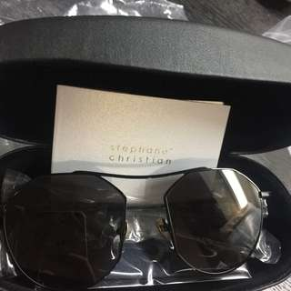 Stephane Christian daydream sunglasses black 太陽眼鏡 黑色