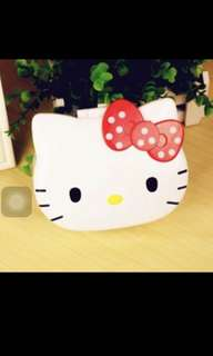 Hello Kitty Compartment w/ Mirror Box