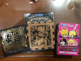 One Piece Merchandise/Collectables