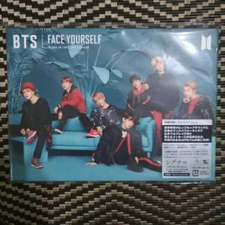 [ READYSTOCK ] BTS FACE YOURSELF VER C