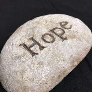 Hope 石頭