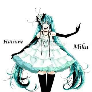 Hatsune Miku Camellia Dress
