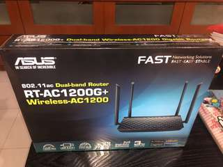 Asus RT AC-1200G dual band Router
