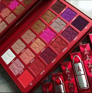 Jeffree Star BNIB Authentic Blood Sugar Palette