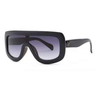 Brand New Over Sized Glasses (Black)