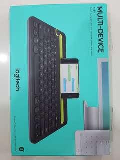Logitech K480 Keyboard( Seal in box)