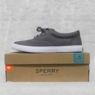 LAST PRICE From 3000 Sperry Cutter CVO Grey Sneakers