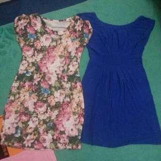 Dress saiz S (2pcs) #MY1010