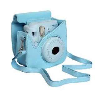 Polaroid Camera Case Blue