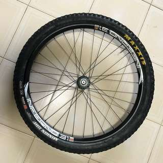 Sun Ringle Inferno 31 Hope Pro 4 REAR WHEEL ONLY