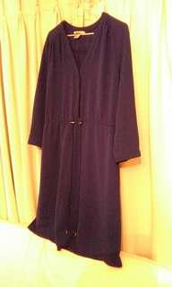 H&m古著風洋裝