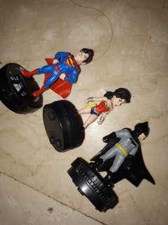Dc comics superhero toys